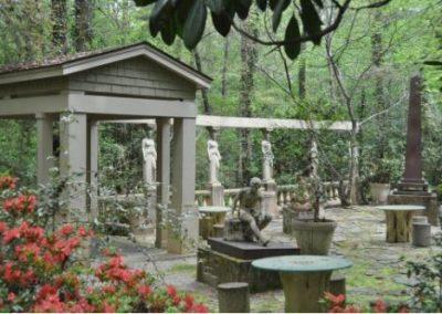Rachel Johnson - Gallery 3 Garden Before 1
