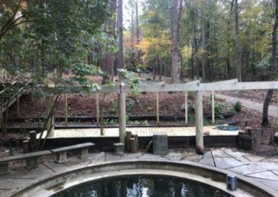 Rachel Johnson - Gallery 9 Pond with Dock 1